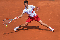 Novak Djokovic of Slovakia during Day 4 for the French Open 2018 on May 30, 2018 in Paris, France. (Photo by Baptiste Fernandez/Icon Sport)