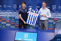 VOETBAL: HEERENVEEN: 06-08-2020, SC Heerenveen nieuwe speler, Joaquin Fernandez, ©foto Martin de Jong