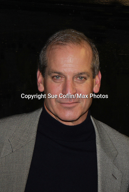 "John Bolger (Guiding Light's ""Phillip Spaulding"", One Life To Live's ""John Sykes"", Another World, Loving and most recently General Hospital)  stars in Twelve Angry Men on opening night, March 16, 2012 at the George Street Playhouse, New Brunswick, NJ.  (Photo by Sue Coflin/Max Photos)"