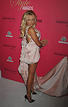 WESTWOOD, CA. - October 11: Pamela Anderson arrives at the 6th Annual Hollywood Style Awards at the Armand Hammer Museum on October 11, 2009 in Los Angeles, California.