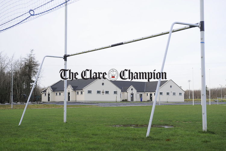 A view of some of the facilities at Lees Road in Ennis. Photograph by John Kelly.
