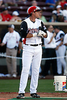 Alex Liddi  ---  At the annual California League-Carolina League all-star game at the Diamond in Lake Elsinore, CA - 06/23/2009. The game was won by the California League, 2-1, on a walk-off homerun by Lancaster's Jon Gaston..Photo by:  Bill Mitchell/Four Seam Images