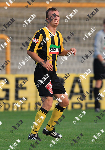 2010-06-21 / Voetbal / seizoen 2010-2011 / KFC Zwarte Leeuw / Pieter Sas..Foto: mpics