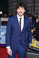 "Andres Velencoso<br /> arrives for the premiere of ""The Time of Their Lives"" at the Curzon Mayfair, London.<br /> <br /> <br /> ©Ash Knotek  D3239  08/03/2017"