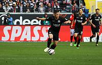 Luka Jovic (Eintracht Frankfurt) - 12.05.2019: Eintracht Frankfurt vs. 1. FSV Mainz 05, 33. Spieltag Bundesliga, Commerzbank Arena, DISCLAIMER: DFL regulations prohibit any use of photographs as image sequences and/or quasi-video.