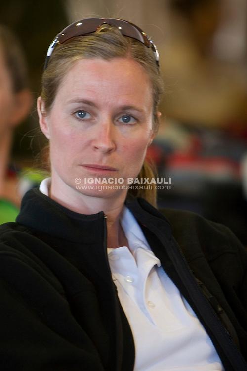 Lotte Meldgaard Pedersen     . Denmark   ... 2  Ranking ISAF - X Criterium Internacional Femenino de Match Race - 22-26 April 2008 - Real Club Náutico de Calpe, Calpe, Alicante, Spain - Match Race - Tom28