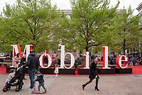 Milano, salone del mobile.