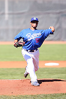 Antonio Castillo - 2010 Ogden Raptors - Pioneer League playing against the Missoula Osprey at Lindquist Field, Ogden, UT - 07/25/2010.Photo by:  Bill Mitchell/Four Seam Images..