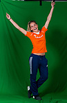 AMSTELVEEN- HOCKEY - KIMBERLY THOMPSON. lid van de trainingsgroep van het Nederlands dames hockeyteam. COPYRIGHT KOEN SUYK