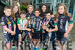National Champion Shane Galvin and his Killarney Cycling club team mates who competed in the National Championships in Kanturk last weekend l-r: Josh Hewerdine, Almha Kissane,  Shane Galvin,  Sinead Barrett,  Ethan Slattery, Tara Russell Kissane, Patrick Galvin, Sarah McGrath, <br /> <br /> <br /> <br /> <br /> Helen Courtney-Power, Mike Kissane, Pat Delaney and Pauline Russell, back row: Sinead Barrett, Ethan Slattery, Almha Kissane, Shane Galvin, Patrick Galvin, Sarah McGrath,  Josh Hewerdine, Padraig Slattery and Tara Russell Kissane