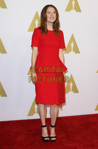 02 February 2015 - Beverly Hills, California - Julianne Moore. 87th Academy Awards Nominee Luncheon held at the The Beverly Hilton Hotel.  <br /> CAP/ADM<br /> &copy;AdMedia/Capital Pictures