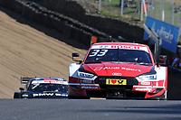 2018 DTM at Brands Hatch. #33 René Rast. Audi Sport Team Rosberg. Audi RS 5 DTM.