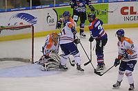 IJSHOCKEY: HEERENVEEN: 09-01-2016, UNIS Flyers - Dolphin Kemphanen, uitslag 8-0,©foto Martin de Jong