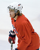James van Riemsdyk -Team Red earned the most points during the scrimmage part of the camp which concluded on Monday, August 4, 2008, in Lake Placid, New York.