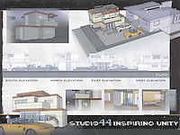 Student entry in FSDA's ADU Competition 2004. Jose G. Cruz. Board 2.