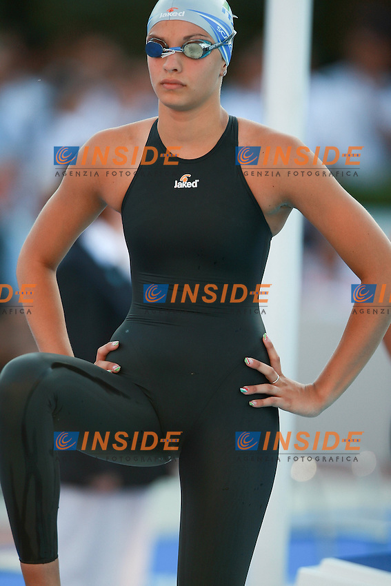 Roma 30th July 2009 - 13th Fina World Championships .From 17th to 2nd August 2009.200m Breaststroke.Scarcella Ilaria ITA.photo: Roma2009.com/InsideFoto/SeaSee.com