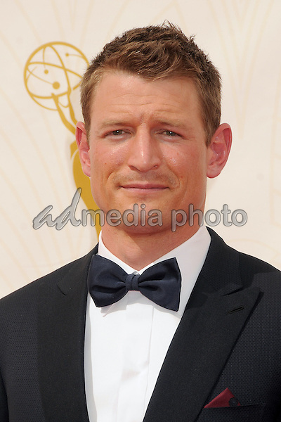 20 September 2015 - Los Angeles, California - Philip Winchester. 67th Annual Primetime Emmy Awards - Arrivals held at Microsoft Theater. Photo Credit: Byron Purvis/AdMedia