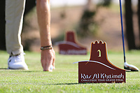 Tom Murray (ENG) during the final round of the Ras Al Khaimah Challenge Tour Grand Final played at Al Hamra Golf Club, Ras Al Khaimah, UAE. 03/11/2018<br /> Picture: Golffile | Phil Inglis<br /> <br /> All photo usage must carry mandatory copyright credit (&copy; Golffile | Phil Inglis)