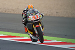 hertz british grand prix during the world championship 2014.<br /> Silverstone, england<br /> August 30, 2014. <br /> F&QP Moto2<br /> tito rabat<br /> PHOTOCALL3000/ RME