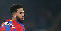 Crystal Palace's Andros Townsend<br /> <br /> Photographer Rob Newell/CameraSport<br /> <br /> The Premier League - Wednesday 27th February 2019  - Crystal Palace v Manchester United - Selhurst Park - London<br /> <br /> World Copyright © 2019 CameraSport. All rights reserved. 43 Linden Ave. Countesthorpe. Leicester. England. LE8 5PG - Tel: +44 (0) 116 277 4147 - admin@camerasport.com - www.camerasport.com