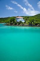 The Battery<br /> Government building<br /> Cruz Bay, St. John<br /> U.S. Virgin Islands