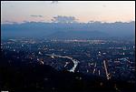 Torino vista da Superga. Giugno 2012