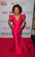 NEW YORK, NY - February 8: Lynn Whitfield attends the Red Dress / Go Red For Women Fashion Show at Hammerstein Ballroom on February 8, 2018 in New York City Credit: John Palmer / Media Punch