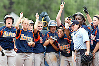 090426-Northwestern St. @ UTSA Softball