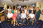 Adrian Morrison, Annascaul, celebrates his 30th birthday with family and friends a the Kingdom Greyhound Stadium on Friday
