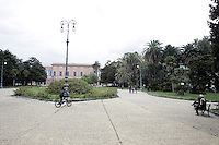 Uno scorcio di Villa Doria a Genova.<br /> View of Villa Doria in Genoa.<br /> UPDATE IMAGES PRESS/Riccardo De Luca