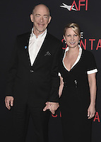 """HOLLYWOOD, CA - OCTOBER 10:  J.K. Simmons at the Los Angeles world premiere of """"The Accountant"""" at TCL Chinese Theater on October 10, 2016 in Hollywood, California. Credit: mpi991/MediaPunch"""