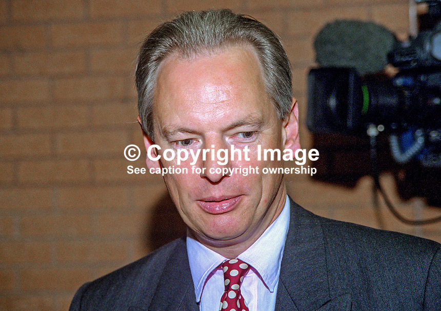 Francis Maude, MP, UK, Conservative Party, 199810205.<br />