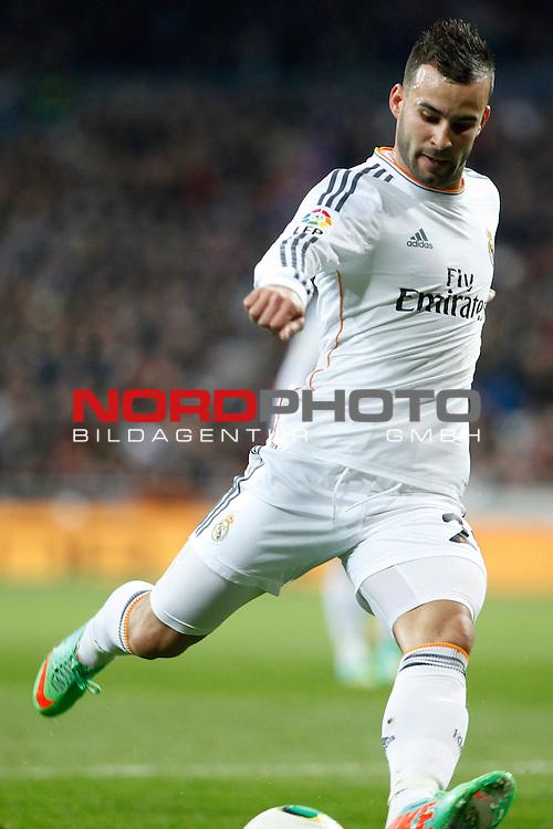 Real Madrid¬¥s Jese during King¬¥s Cup match in Santiago Bernabeu stadium in Madrid, Spain. January 09, 2014. Foto © nph / Victor Blanco)