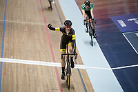 Picture by Allan McKenzie/SWpix.com - 06/01/2018 - Track Cycling - Revolution Champion Series 2017 - Round 3 - National Cycling Centre, Manchester, England -