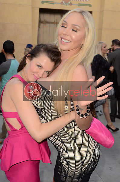 Alicia Arden, Mary Carey<br /> at the Etheria Film Night 2017, Egyptian Theater, Hollywood, CA 06-03-17<br /> David Edwards/DailyCeleb.com 818-249-4998