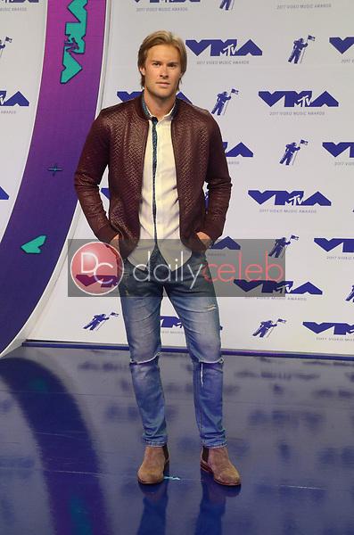 James Trevena-Brown<br /> at the 2017 MTV Video Music Awards, The Forum, Inglewood, CA 08-27-17<br /> David Edwards/DailyCeleb.com 818-249-4998