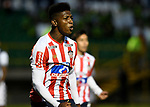 Boyacá Chicó venció 2-1 a Junior. Fecha 5 Liga Águila II-2018.
