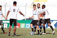CAMPINAS, SP 16.04.2018-PONTE PRETA- Jogador Felipe Saraiva durante treino da Ponte Preta no Estadio Moises Lucarelli, na cidade de Campinas (SP), nesta segunda-feira (16). (Foto: Denny Cesare/Codigo19)