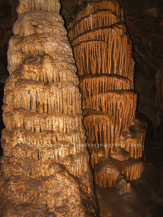Lewis and Clark Caverns State Park,Montana