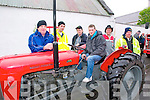 Kilflynn Vintage Rally : Attending the Kilflynn Vintage Tractor Run on Sunday last were Tom Leen, Dan Hannon, Denis Ryle, Denis McElligott, Kieran Fitzgerald & Padraig Casey.