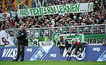 Fussball Bundesliga 2010/11, 12. Spieltag: SV Werder Bremen - Eintracht Frankfurt