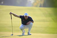Will Besseling (NED) during the first round of the Kazakhstan Open presented by ERG played at Zhailjau Golf Resort, Almaty, Kazakhstan. 13/09/2018<br /> Picture: Golffile | Phil Inglis<br /> <br /> All photo usage must carry mandatory copyright credit (&copy; Golffile | Phil Inglis)