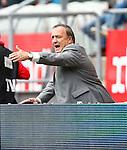 Nederland, Utrecht, 16 september 2012.Eredivisie.Seizoen 2012-2013.FC Utrecht-PSV.Dick Advocaat, trainer-coach van PSV