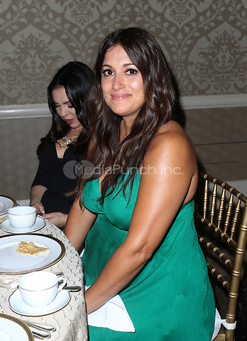 BEVERLY HILLS, CA - OCTOBER 12: ***HOUSE COVERAGE***  Angelique Cabral at the Eva Longoria Foundation Gala at The Four Seasons Beverly Hills in Beverly Hills, California on October 12, 2017. Credit: Faye Sadou/MediaPunch