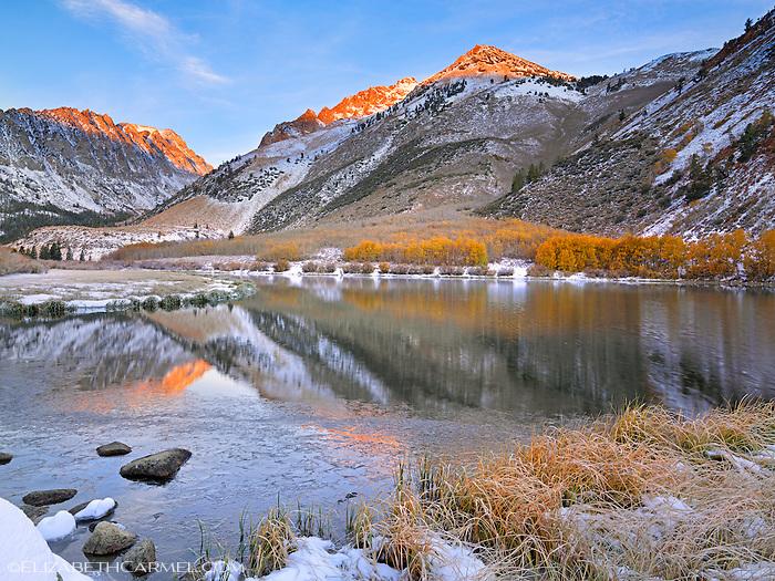 Autumn Snow, High Sierra