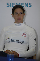 Reading, GREAT BRITAIN, Annie VERNON, GB Rowing 2007 FISA World Cup Team Announcement, at the GB Training centre, Caversham, England on Thur. 26.04.2007  [Photo, Peter Spurrier/Intersport-images]..... , Rowing course: GB Rowing Training Complex, Redgrave Pinsent Lake, Caversham, Reading