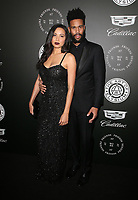 06 January 2018 - Santa Monica, California - Jurnee Smollett, Josiah Bell. The Art Of Elysium's 11th Annual Black Tie Artistic Experience HEAVEN Gala held at Barker Hangar. <br /> CAP/ADM/FS<br /> &copy;FS/ADM/Capital Pictures