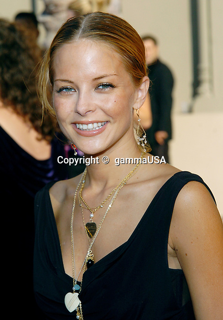 Jordan Ladd arriving at the 2004 Emmy Creative Arts Awards at the Shrine Auditorium in Los angeles. September 12, 2004.