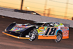 Feb 17, 2014; 6:22:38 PM;  Barberville, FL, USA;  World of Outlaws Late Model Series for 43rd Annual DIRTcar Nationals presented by Summit Racing Equipment at Volusia Speedway Park.  Mandatory Credit: (thesportswire.net)