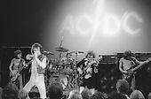 AC/DC in Concert Circa 1970's